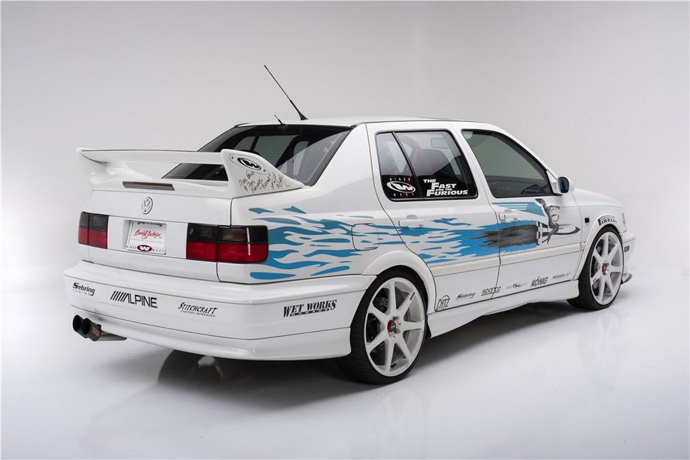 Volkswagen Jetta di Fast And Furious in vendita all'asta - Foto 1 di 5