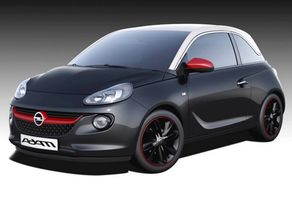 Opel Adam e Adam ROCKS Unlimited, nuove versioni per la massima personalizzazione - Foto 6 di 9