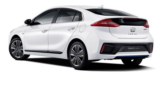 Hyundai IONIQ: arrivano i primi dettagli tecnici