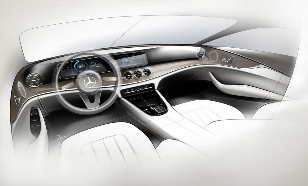 Mercedes Classe E: nel Nevada si guida da sola - Foto 4 di 9