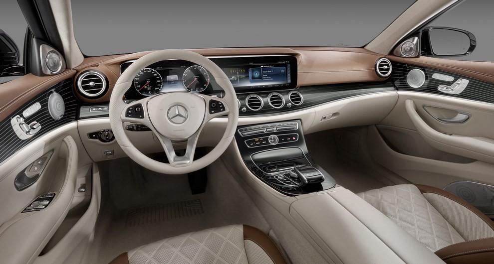Mercedes Classe E: nel Nevada si guida da sola - Foto 9 di 9