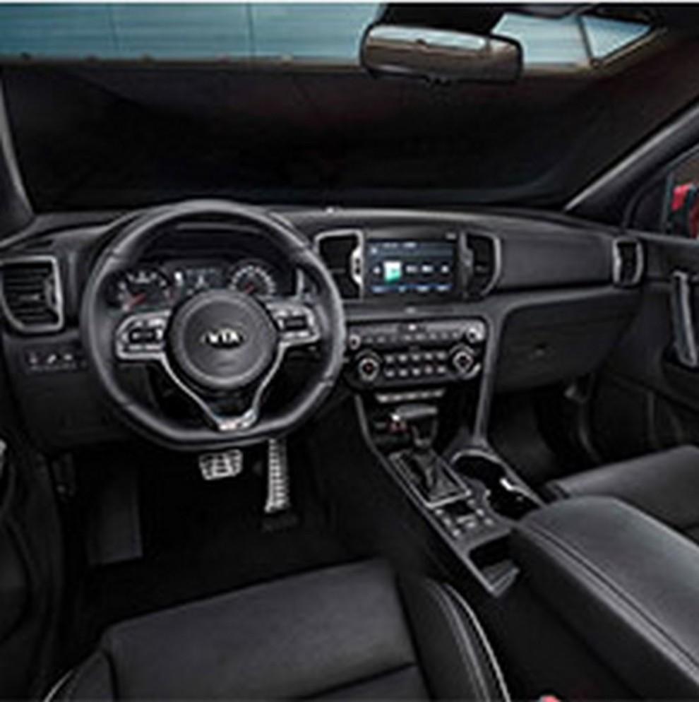 Kia Sportage: test drive in anteprima con Fastrack - Foto 5 di 5