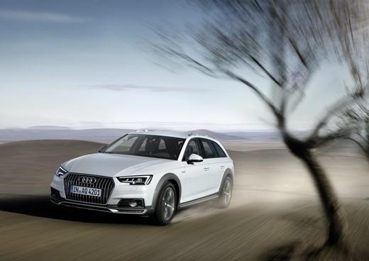 Audi rinnova la A4 Allroad Quattro