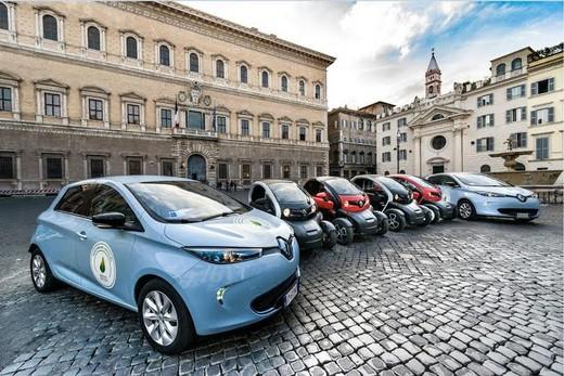 Gruppo Renault: nel 2015 +18% e quota di mercato al 9%