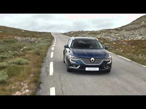 La nuova Renault Talisman
