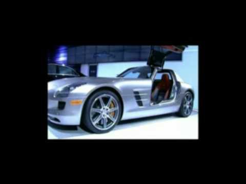 Video Mercedes al Salone di New York 2010