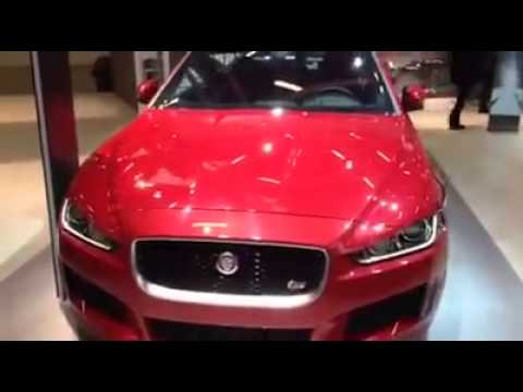 Nuova Jaguar XE al MotorShow Bologna 2014
