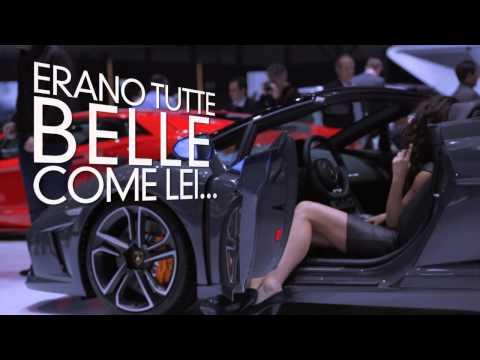 Pirelli al Salone di Ginevra 2013