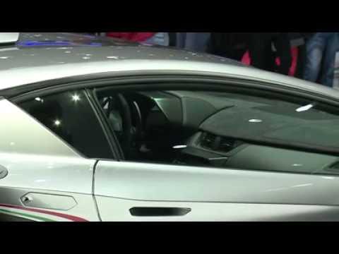 Lamborghini Veneno – Salone di Ginevra 2013