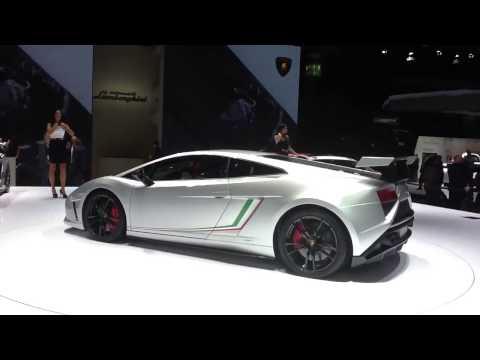 Lamborghini Gallardo LP 570-4 Squadra Corse a Francoforte 2013