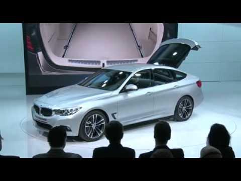 BMW Serie 3 Gran Turismo – Salone di Ginevra 2013