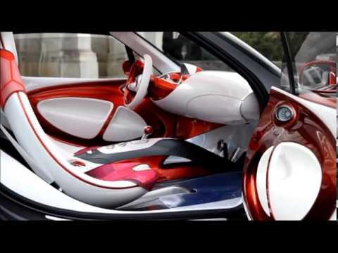 Smart Forstars al Motor Show di Bologna 2012