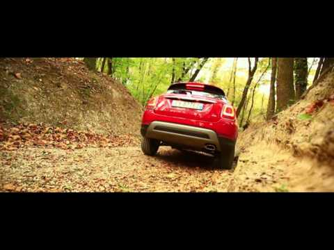 Fiat 500X, il crossover torinese si presenta in un video ufficiale