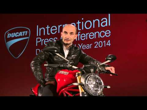 Novità Ducati MY 2014 presentate all'Eicma 2013