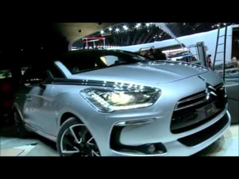 Citroen al mondiale dell'auto di Parigi 2012 – Making of Paris motorshow 2012
